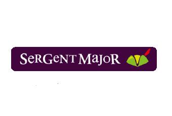 Sergent Major_logo